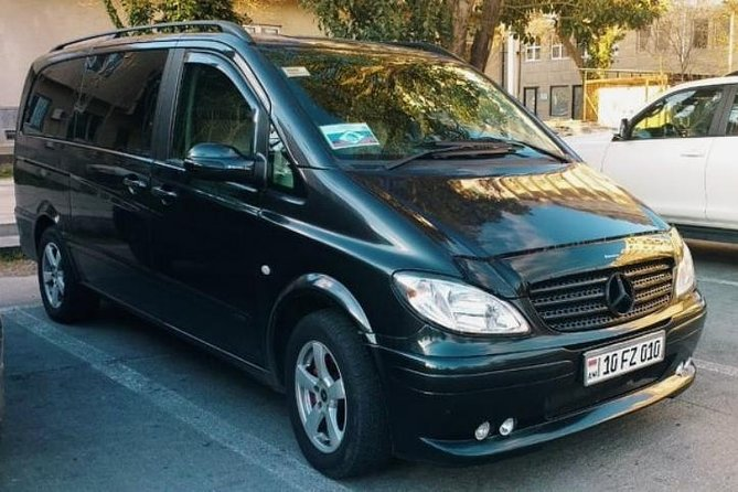 Transfer from Tbilisi to Yerevan