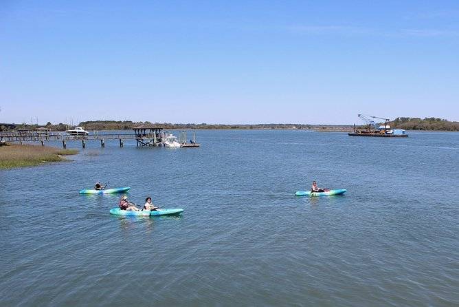 Hilton Head Guided Kayak Tour