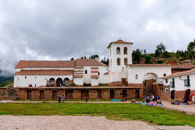 Sacred Valley Private Tour in One Day from Cusco