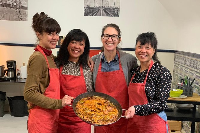 Learn to Make an Authentic Paella!