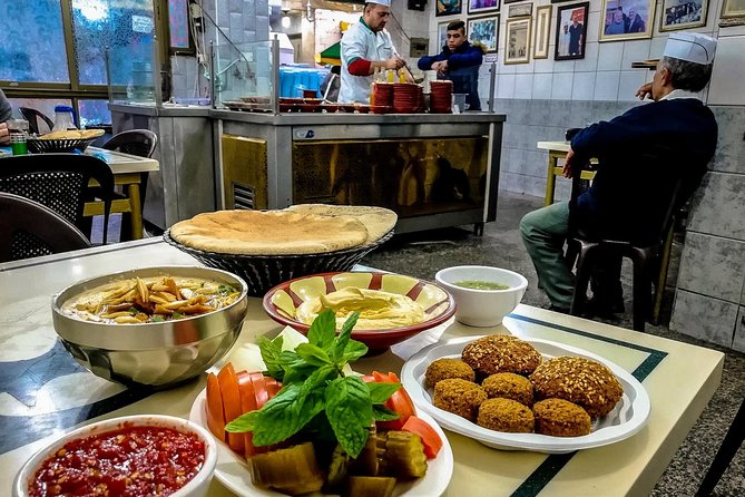 Private Street Food and Walking Tour Amman Downtown