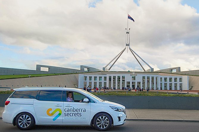 Private Canberra Secrets Highlights Tour