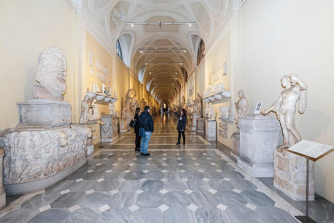 Before Opening Vatican Experience: VIP Access for a True Small-group Tour