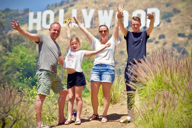 2-Hour Bike Tour with short walk for Best Hollywood Sign Views