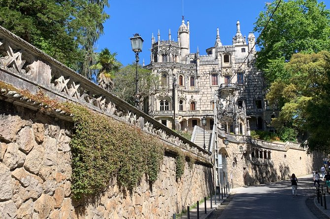 Quinta da Regaleira Sintra private tour