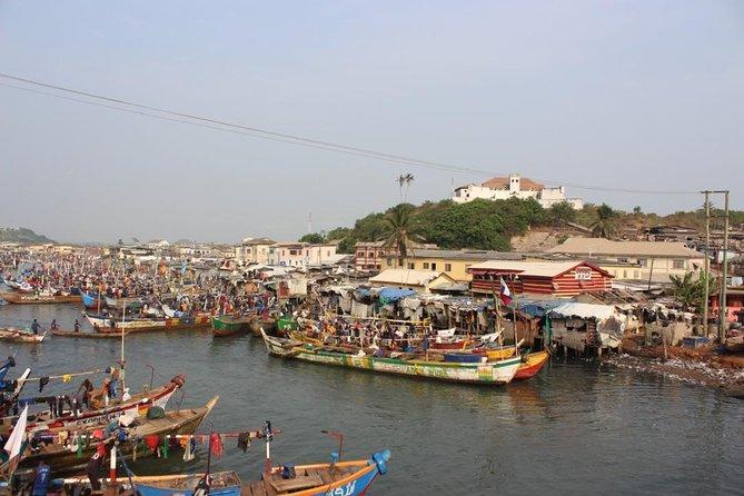 Elmina Castle and Fishing Market Tour