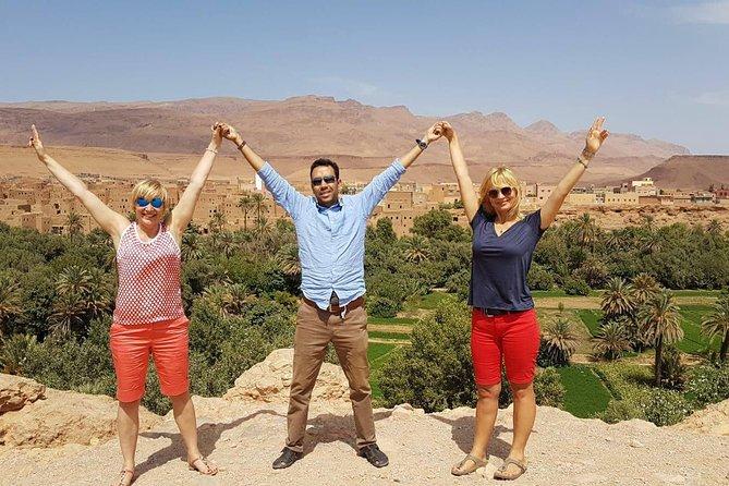 Moroccan Desert 3-Day Tour from Marrakech
