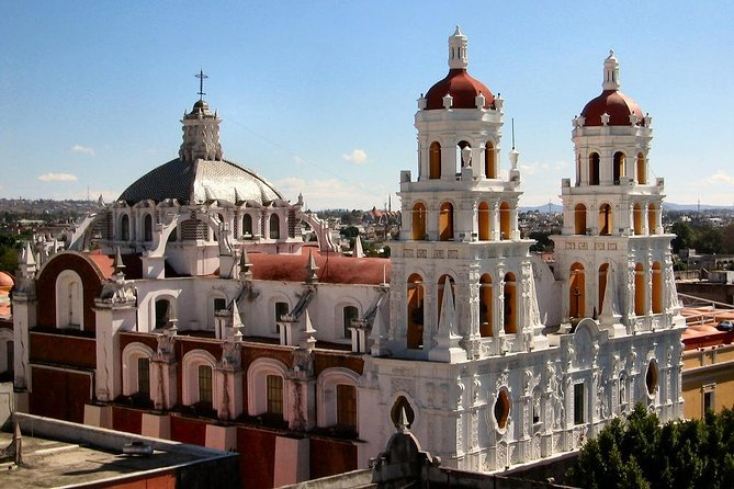 From Mexico City: Private tour to Puebla