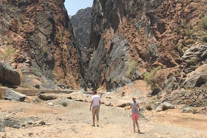 Private Day Trip To Wadi Bani Awf - Balad Sayt - Nakhal