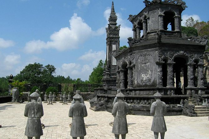Private Hue Royal tombs half day tour
