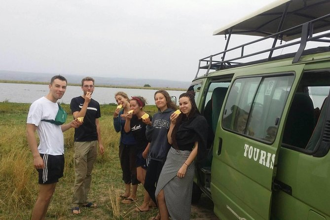 3-Day Safari in Murchison Falls National Park with Breakfast, Lunch and Dinner