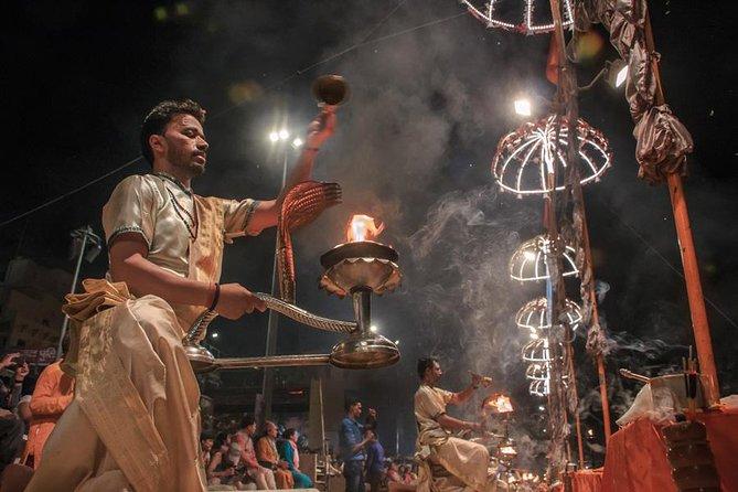 Audio Guided Walking Tour of Banaras Ghats, Varanasi