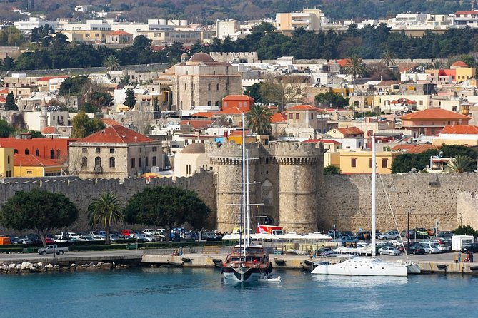 SEGWAY TOURS: Rhodes City & Old Town