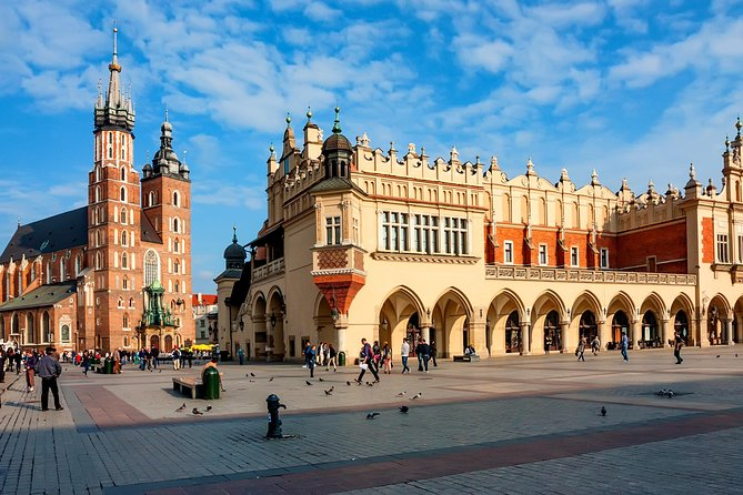 Cracow in 4 Hours - Guided Walking Tour