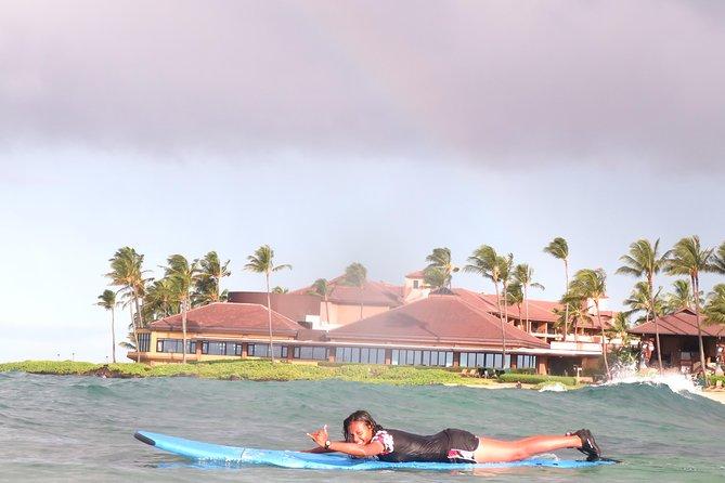 Kauai's Ultimate Semi-Private Surf Lesson