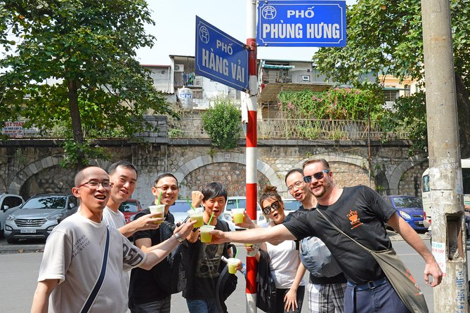 Half-Day Hanoi Food Walking Tour