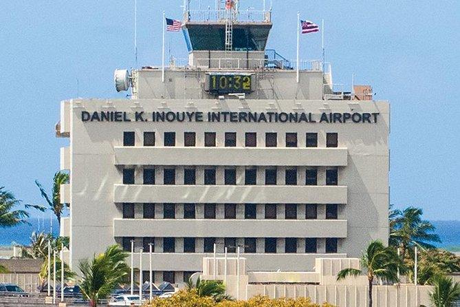 ETOHI: Oahu Airport to Hotel - Transfer