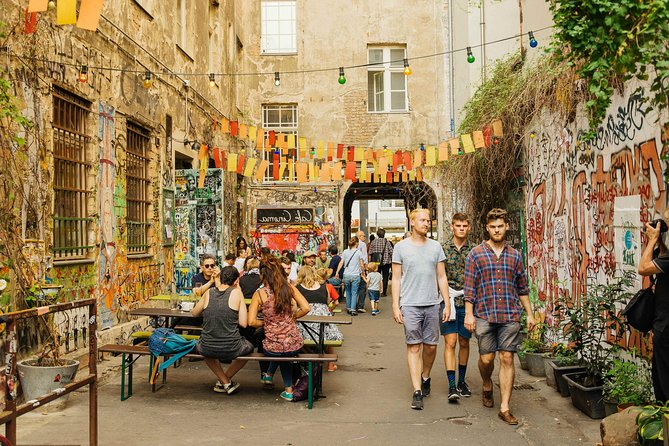 Withlocals Private Urban Jungle: The Alternative Side of Berlin