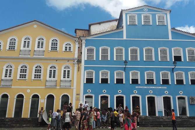Full Day City Tour - complete Salvador