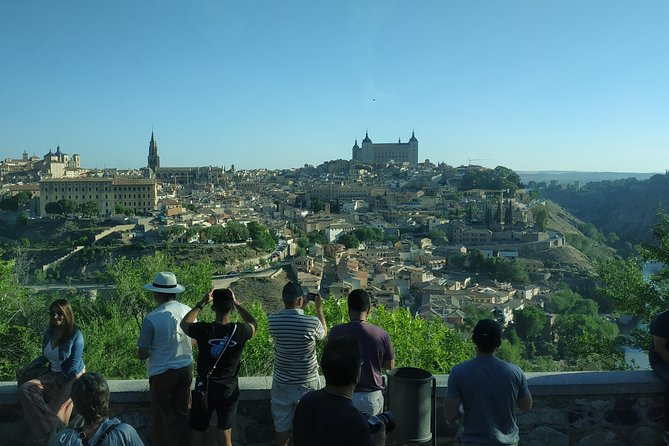 Discover Toledo at Your Own Pace with a Free Madrid City Tour