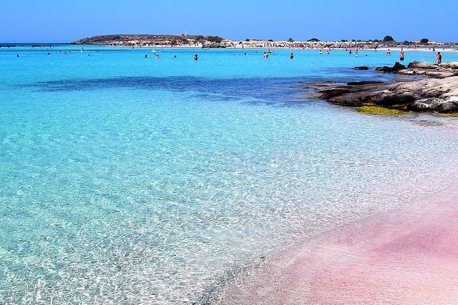 Elafonisi ( The pink sand beach)