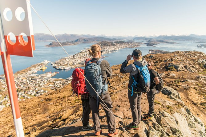 E-bike And Hiking Tour In Ålesund