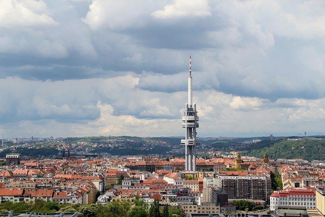 Prague Tower Observation Deck Tour