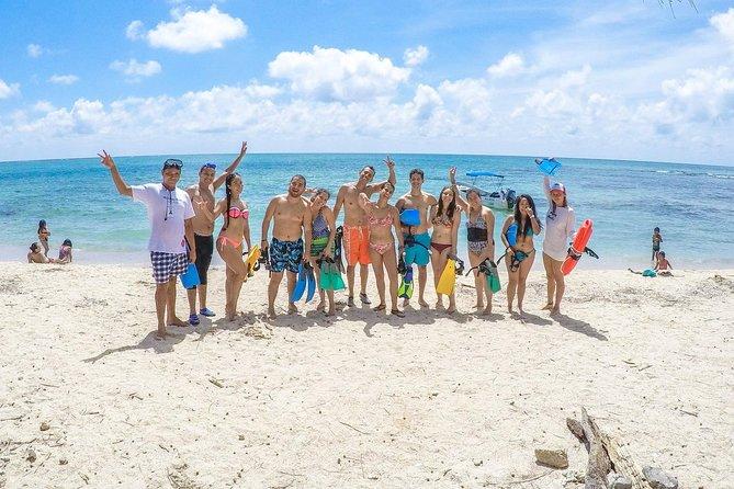 Boat trip + snorkel (Isla de Enmedio)