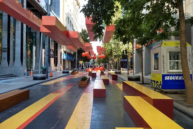 Santiago city experience: Walking tour, Market visit, Lunch & Coffee included