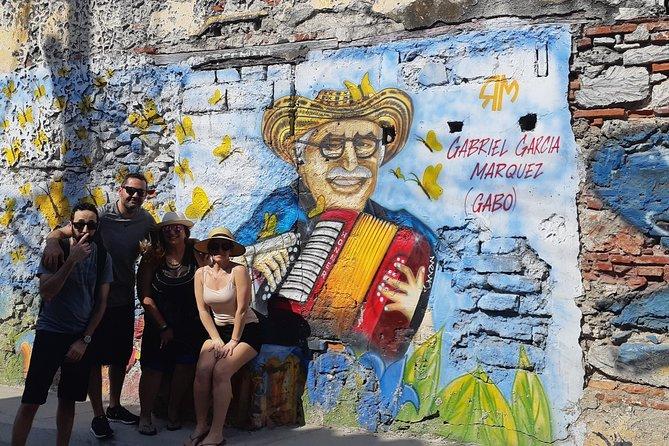 Gabriel García Márquez Literature Tour in Cartagena De Indias