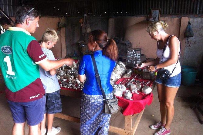 Full-Day Phnom Penh City & Silk Island with a local Tuk Tuk Tours