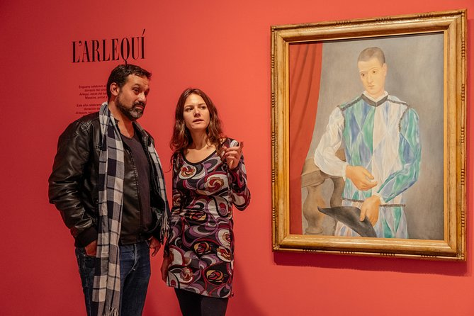 Lonely Planet Experience: Picasso, El Born & Museum Tour in Barcelona