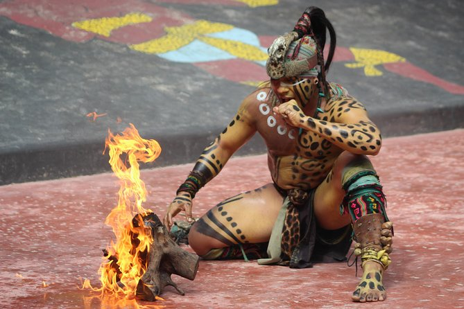 Mayan Experience, Mexican Show and Lunch