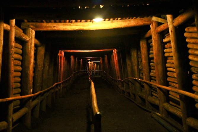 Private tour to the Salt Mine of Nemocón and Salt Cathedral of Zipaquirá