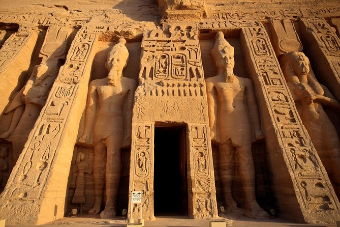 Tour To Abu Simbel Temples By Road
