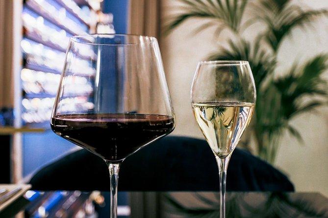 Wine Degustation Ebrezze