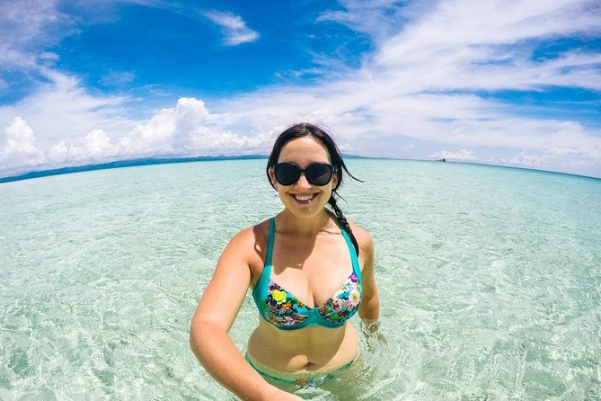 Kalanggaman Island Day Tour Package from Cebu City or Mactan