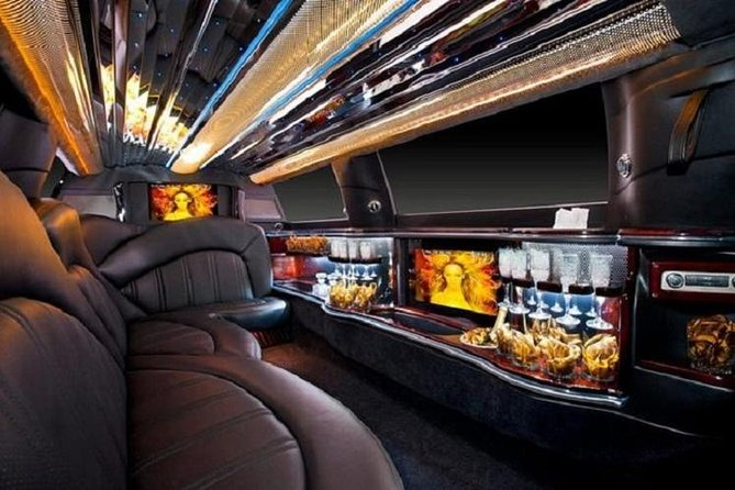 NYC VIP Private Luxury arrival Transfer by Stretch Limousine, SUV, Van or Sedan