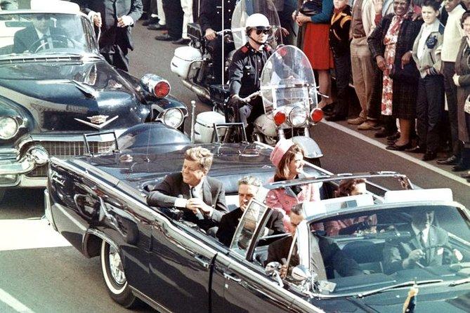 One-Hour John F Kennedy Assassination Walking Tour
