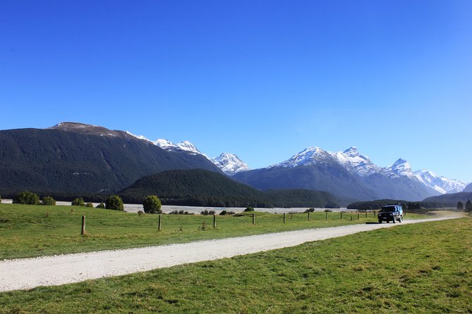 Glenorchy Sightseeing Private Charter from Queenstown