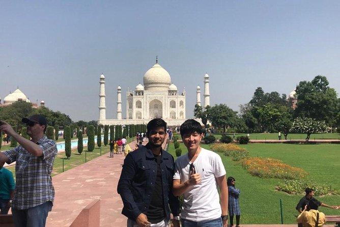 Half Day Sunrise Taj Mahal Tour With Private Guide