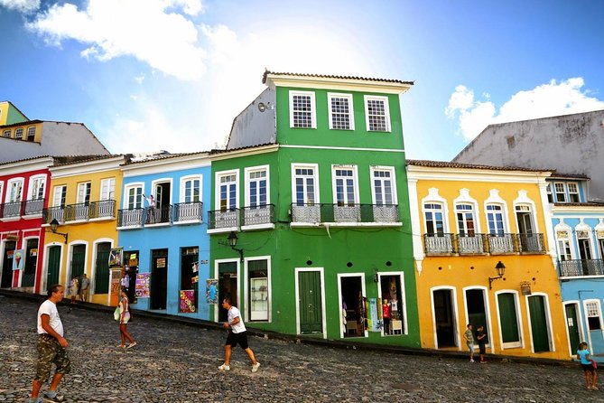 Salvador Essencial Private 6 Hour Tour