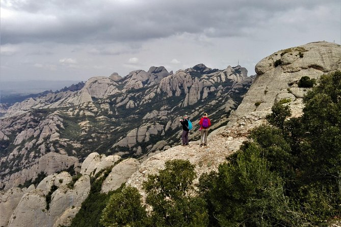 Historical Montserrat Half-Day Hiking Tour from Barcelona