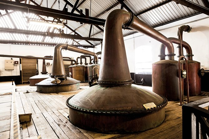 Mount Gay Distillery Tour ( ST LUCY )