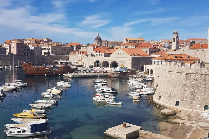 Split to Dubrovnik private transfer via Ston