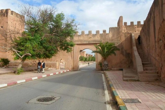 a Taroudant Tiout day with meals
