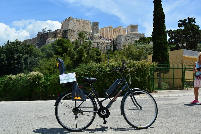 Athens Electric Bike Tour Fast Track