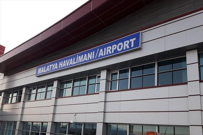Malatya Airport MLX Transfers to Malatya City Centre Hotels