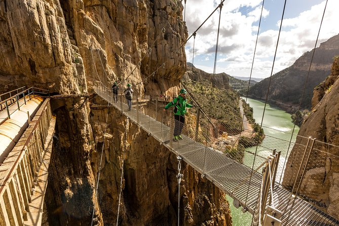 Full-Day Tour of Caminito del Rey from Costa del Sol