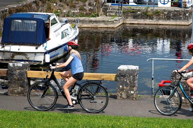 eBiking around Galway City. Self Guided.